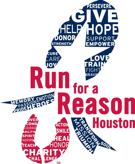 chevron houston marathon s run for a reason charity