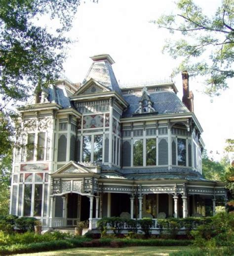 victorian style queen anne house a turreted transitional design photos