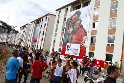listado de la mision vivienda venezuela actualmente la gran misi 243 n vivienda venezuela tiene 6