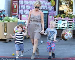 amy poehler sons amy poehler takes her adorable boys archie and abel out