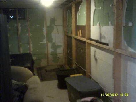 basement waterproofing lansing basement waterproofing in michigan leaky basement repair