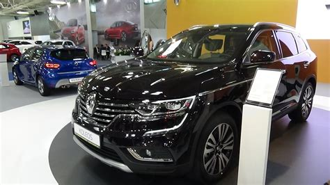renault koleos 2017 colors 2017 renault koleos initiale 4wd x tronic exterior and