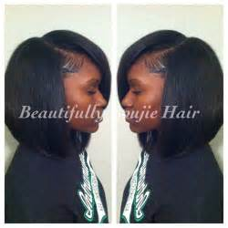 which hair is better for sew in bob trad sew in small leave out slight bob sewin styles