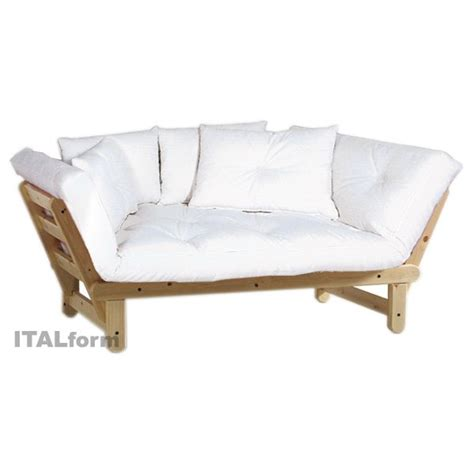 eco couch sole eco sofa bed italform design