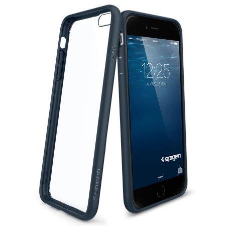 Spigen Iphone 6s Plus 6 Plus spigen ultra hybrid iphone 6s plus 6 plus bumper metal slate reviews mobilezap australia