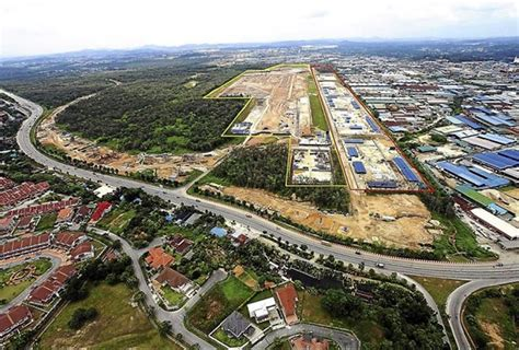 Sg Bulet sungai buloh may soon offer klang valley folk lots of options