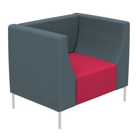 office bench seating modern reception chairs office tub chair square office