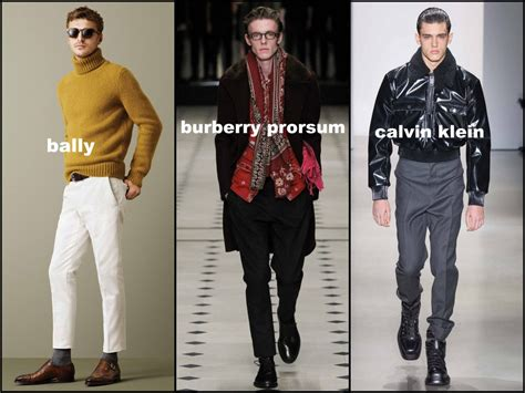 Trend Spotting at The Milan Men's Fashion Week: Fall 2015