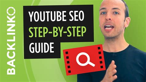 your step by step guide to do seo research of your chemistry youtube seo step by step video seo guide youtube