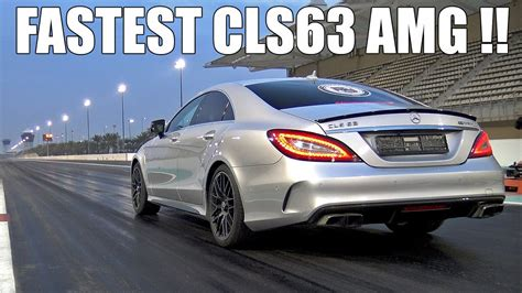 Fastest Mercedes by Fastest Mercedes Cls63 Amg S In The World