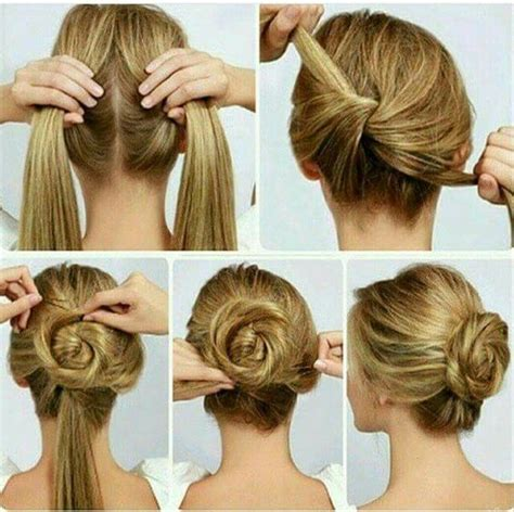 quick hairstyles for long hair step by step step by step hairstyles for long hair nest hair style