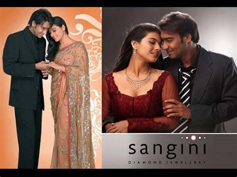 Ajay Devgn Kajol   Wish Wedding Anniversary   Pictures