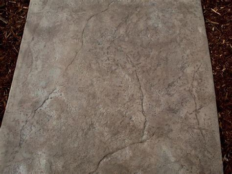 Entryway Wall by Stamped Seamless Decorative Concrete San Luis Obispo Ca
