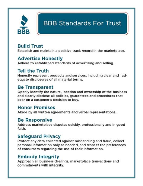 bbb accredited business search