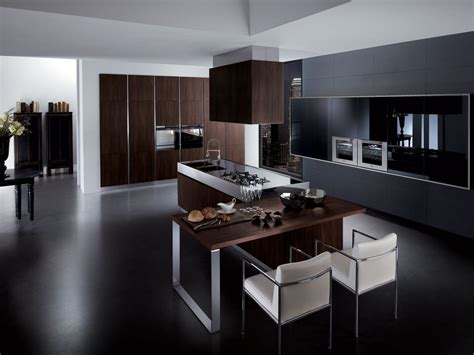 Italian Kitchen Island by Cocina Office Moderna Im 225 Genes Y Fotos