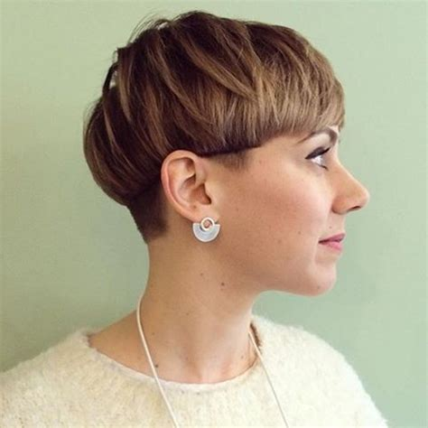 very shory wedge style haircut 230 best images about me on pinterest bobs haircut long