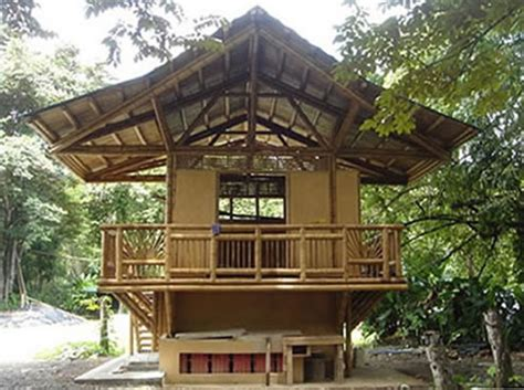build a bamboo house small bamboo houses pictures of 24 eco friendly houses made with natural materials