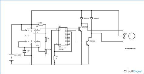 pic stepper motor controller circuit wallpaperzenorg
