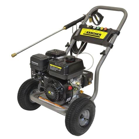 karcher g 3200 oct 3 200 psi 2 5 gpm triplex gas