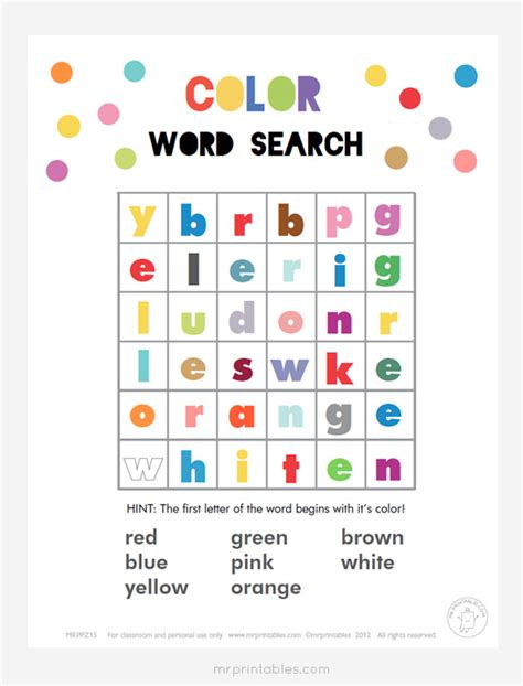 free printable word games easy printable word search puzzles for kids mr printables