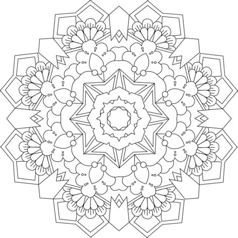 earth mandala coloring page 1383 best mandala spiritual colouring images on