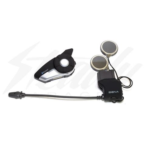 Mc Tech Kunci Pipa 8 Hd 20s evo motorcycle bluetooth communication system single pack