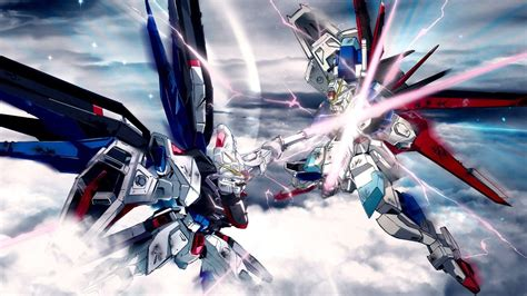 gundam art wallpaper gundam seed destiny wallpapers wallpaper cave