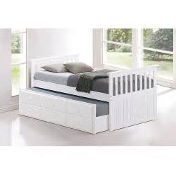 Bed With Trundle And Drawers by Broyhill Marco Island Captain S Bed With Trundle