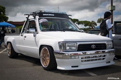 stanced trucks toyota stanced 187 the garage 187 general tech