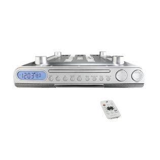 gpx under cabinet cd player with am fm radio gpx kc218s under cabinet am fm cd player