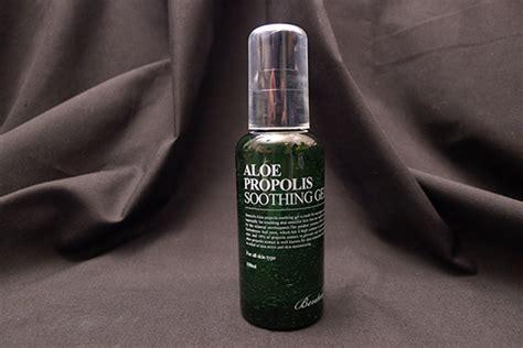 Benton Aloe Propolis Soothing Gel benton aloe propolis soothing gel review skin tonics a skincare