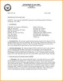 Air Memo For Record Template by 6 Memorandum For Record Army Card Authorization 2017