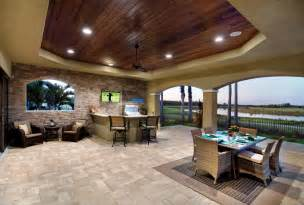 Luxury Outdoor Kitchens by Luxury Outdoor Kitchens Outdoor Entertainment Center