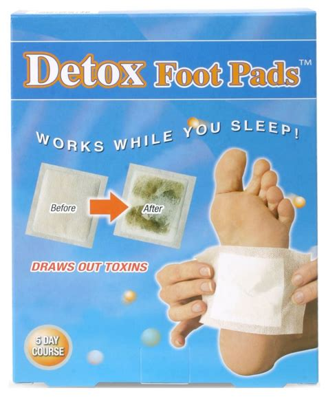 Best Detox Patches by Detoxify While You Sleep Detox Foot Pads Are Foot Patches