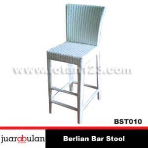 Kursi Bar Rotan harga jual berlian bar stool kursi bar rotan sintetis
