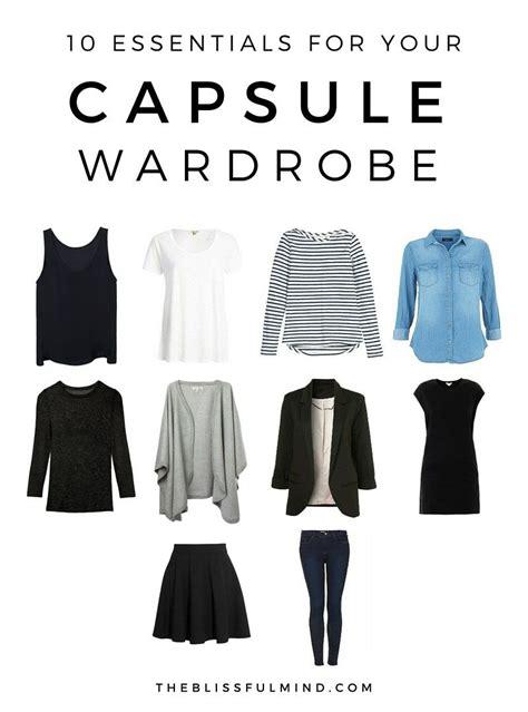 Une Garde Robe by Concevoir Une Garde Robe Minimaliste Look