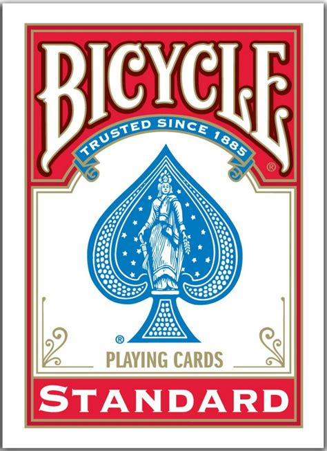 bicycle card tuck box template bicycle 174 standard index cards