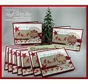Gift Certificate Christmas Card Holders By SandiMac  Cards And Paper