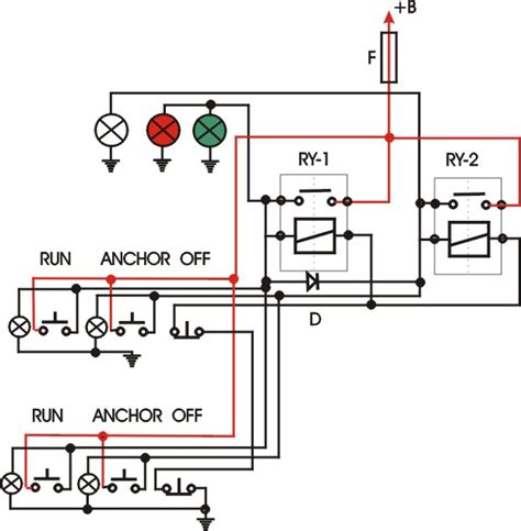 boat navigation lights wiring diagram wiring diagram boat