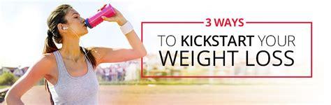 Kick Start Loss 2 by 3 Ways To Kickstart Your Weight Loss Bowflex
