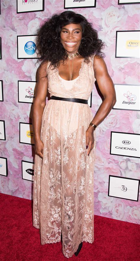 Catwalk To Carpet Serena Williams by Serena Williams At The Serena Williams Signature Statement