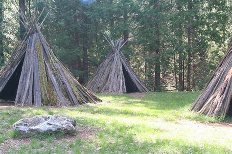 miwok houses miwok bark homes flickr photo sharing