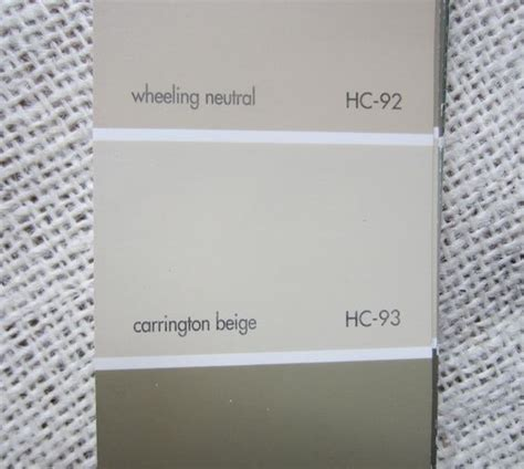 benjamin beige and wheeling neutral home colors wheels and