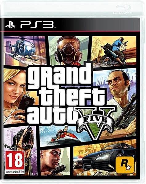 grand theft auto 5 console ps3 grand theft auto v console alzashop