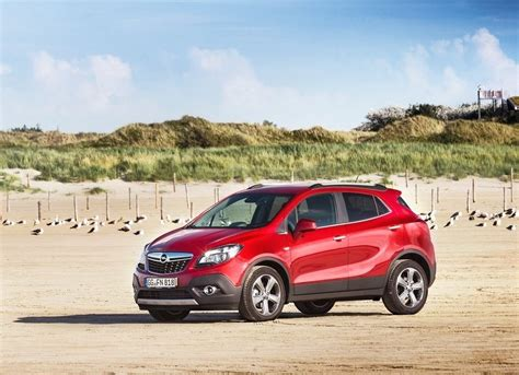 opel mokka price new opel mokka crossover 2016 prices and equipment