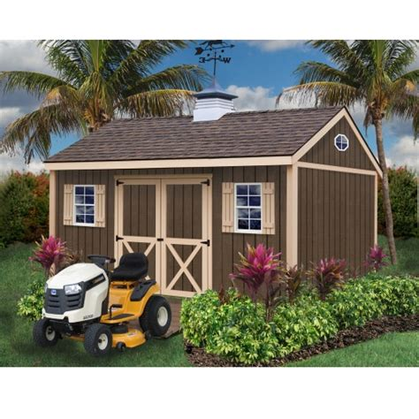 Best Barns Shed Kits by Brookfield 12x16 Ft Best Barns Wood Shed Barn Kit