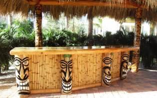 Backyard Bars For Sale by Custom Tiki Bar In Boca Raton Big Kahuna Tiki Huts