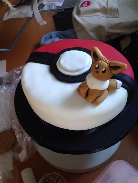 eevee pokemon cake food drinks pinterest cakes