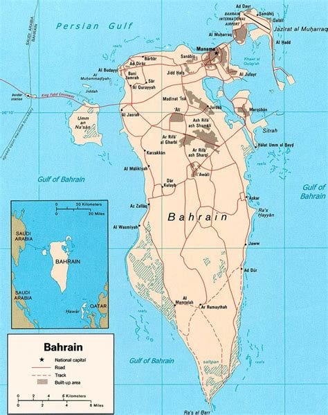 bahrain on the world map bahrain country guide and facts
