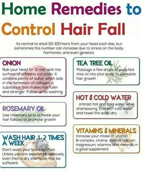home remedies to hair fall health tips